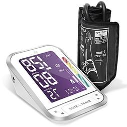 1byone Upper Arm Digital Blood Pressure Monitor Blood Pressu