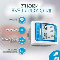 iProven Blood Pressure Cuff Wrist - BP Monitor with