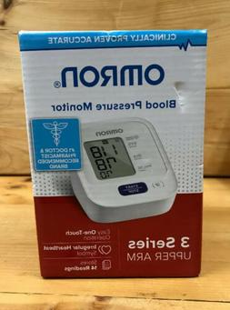 Omron 3 Series BP7100 Upper Arm Blood Pressure Monitor with