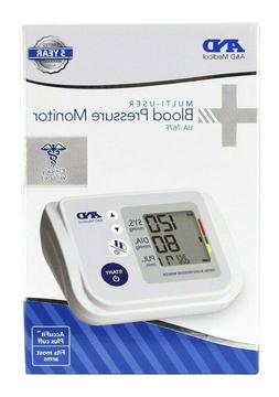 A&D Medical Upper Arm Blood Pressure Monitor - for Up to 4 U