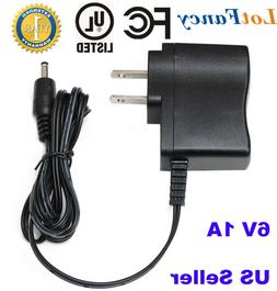 AC DC Power Adapter for Omron 5 7 10 Series Blood Pressure B