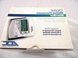 ADC ADVANTAGE Wrist Blood Pressure Monitor