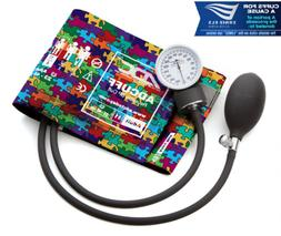 ADC Medical Manual Blood Pressure Cuff Autism Puzzle Print
