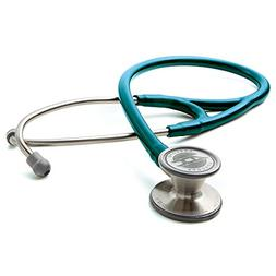 ADC Adscope 601 Convertible Cardiology Stethoscope with Tuna