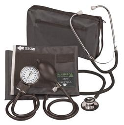 Veridian 02-12701 Aneroid Sphygmomanometer with Dual-head St