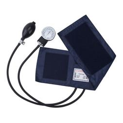 Aneroid Sphygmomanometer Stethoscope Kit Manual Arm Blood Pr