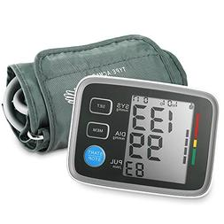 INLIFE Arm Digital Blood Pressure Monitor Automatic Pulse Me