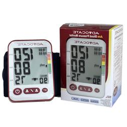 Advocate Arm Blood Pressure Monitor, Large, 26 Ounce