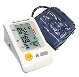 arm blood pressure monitor lcd