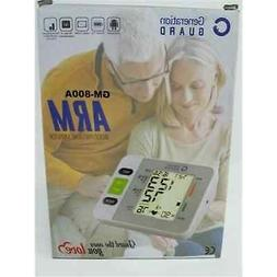 Generation Guard Arm Blood Pressure Monitor With Cuff