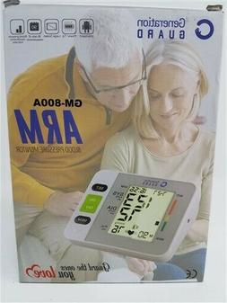 arm blood pressure monitor with cuff gm