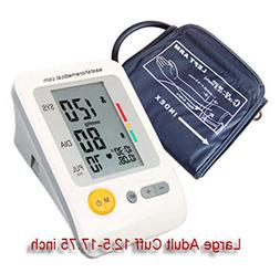 EastShore  Arm Digital Blood Pressure Monitor With Large Cuf