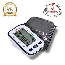 Automatic Blood Pressure Monitor, Upper Arm, Extra Large Dig