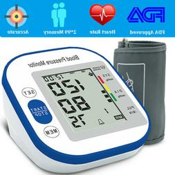 Automatic Digital Arm Blood Pressure Monitor Gauge Machine M