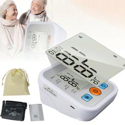 Automatic Digital LCD  Adult Arm Blood Pressure Monitor Mach