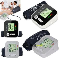 Automatic Electronic Blood Pressure Monitor with Voice with