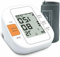 Automatic Electronic Blood Pressure Monitor With Voice & Ext