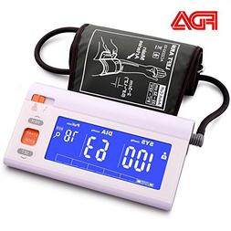 Automatic Upper Arm Blood Pressure Monitor Machine Adjustabl