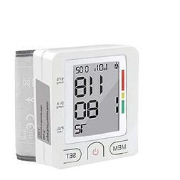 Automatic Wrist Blood Pressure Monitor FDA Approved Digital