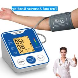 Automatic Wrist Blood Pressure Monitor BP Cuff Machine with