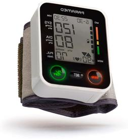 Automatic Wrist Blood Pressure Monitor by Paramed: Blood-Pre