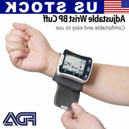 LotFancy Automatic Digital Wrist Blood Pressure Monitor with