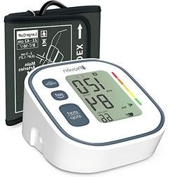 Best, Fast, Accurate Blood Pressure Monitor for Painless Rea