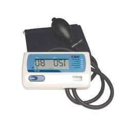 Digital Blood Pressure Monitor with Manual Inflation