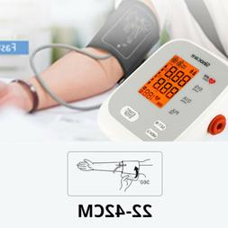 Sinocare Home Use Portable Upper Arm Voice Blood Pressure Mo