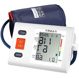 FANRY Blood Pressure Monitor Automatic Digital Blood Pressur