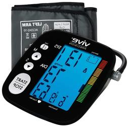 blood pressure monitor by vive precision automatic