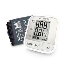 Blood Pressure Monitor – Clinically Accurate & Fast Readin