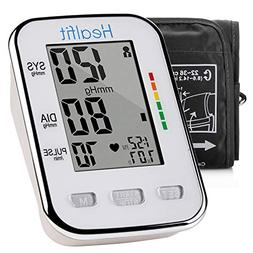 Blood Pressure Monitor Cuff Kit by Healfit Digital BP Meter
