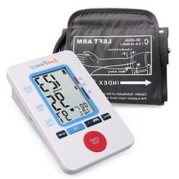 LotFancy Blood Pressure Monitor Machine with Large D-Ring BP