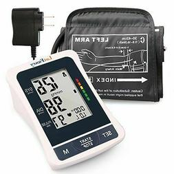 LotFancy Blood Pressure Monitor Machine with Upper Arm Large