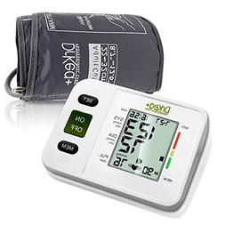 Blood Pressure Monitor Upper Arm - Fully Automatic Blood Pre