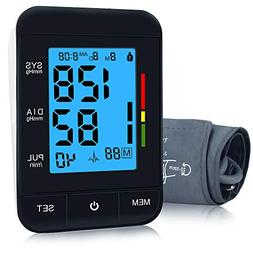 Blood Pressure Monitor Upper Arm Accurate Readings with US