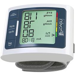Blood Pressure Monitor Wrist - Large Screen Display - Clinic