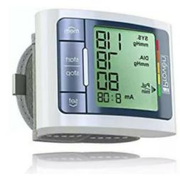 Blood Pressure Monitor Wrist - BP Wrist Cuff Full Automatic