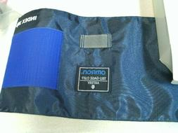 Omron Blue Nylon Replacement Cuff 21-031X Large Adult 2T Bla