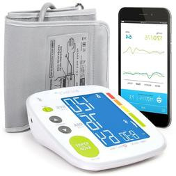 Bluetooth Blood Pressure Monitor Bp Cuff Arm Wrist Aneroid S
