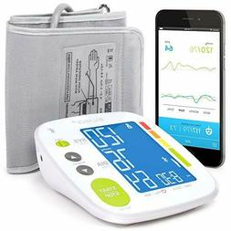 Balance Bluetooth Blood Pressure Monitor Cuff  BPM Easy Use