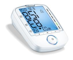 Beurer Upper Arm Blood Pressure Monitor, Multi-Users, Fully