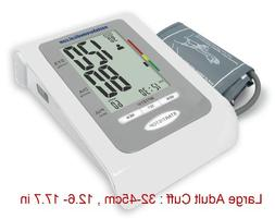 BP101W Arm English Talking Blood Pressure Monitor Large LCD,