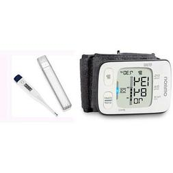 Omron BP652N 7 Series Wrist Blood Pressure Monitor with Ther