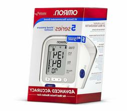 Omron BP742 5 Series Upper Arm Blood Pressure Monitor with T