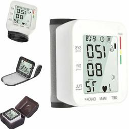 Care Heat Rate Hot Automatic Home Medical Wrist Blood Pressu