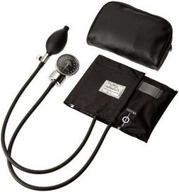 ADC DIAGNOSTIX 700 Pocket Aneroid Sphygmomanometer, Black, A
