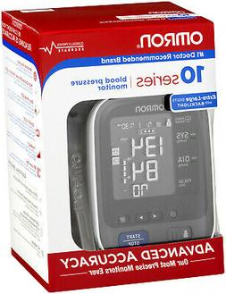 Omron Digital 10 Series Upper Arm Blood Pressure Monitor w/