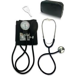 Primacare DS-9197-BK Manual Professional Blood Pressure Kit,
